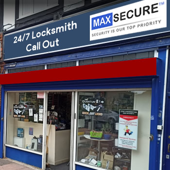 Locksmith store in Kentish Town